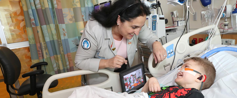 Critical Care: Department of Pediatrics: Feinberg School of