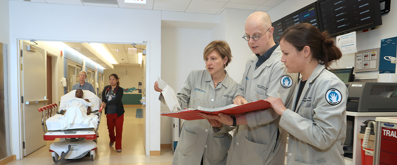 Emergency Medicine: Department of Pediatrics: Feinberg